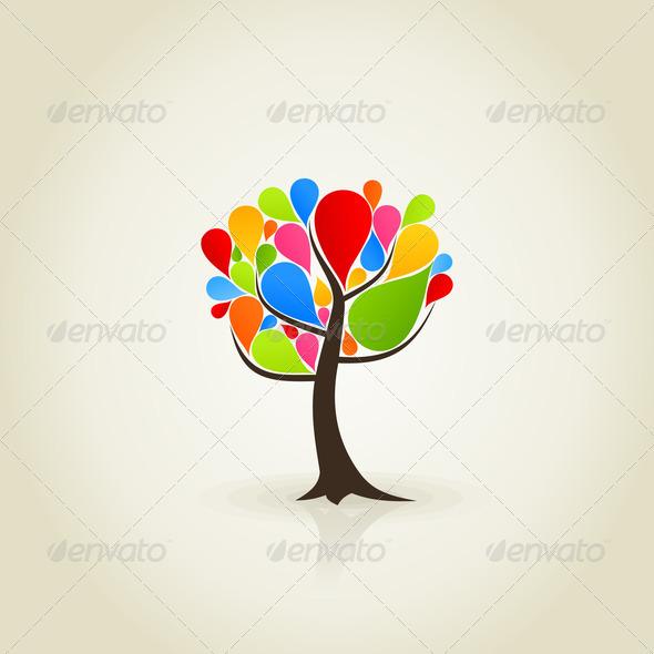 Abstract tree3